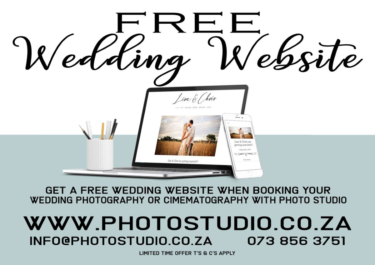 Free Wedding Photography and Cinematography