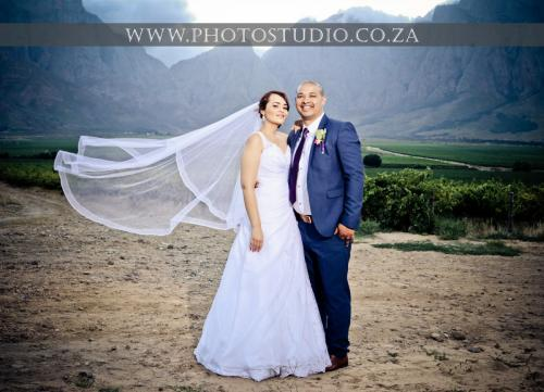 Photo Studio Wedding Photographer Cape Town