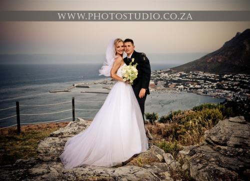 Photo Studio Wedding Photography Cape Town